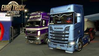 """Euro Truck Simulator 2 - """"Zgrana Ekipa poszukuje nowych kierowców"""""""