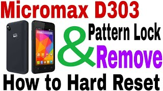 micromax D303 auto recovery mode solution