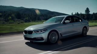 BMW 530e iPerformance, Scott Eastwood