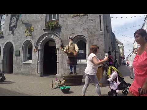 Galway, Ireland Summer 2017