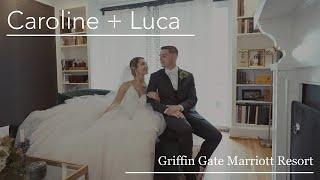 Caroline + Luca // Griffin Gate Resort