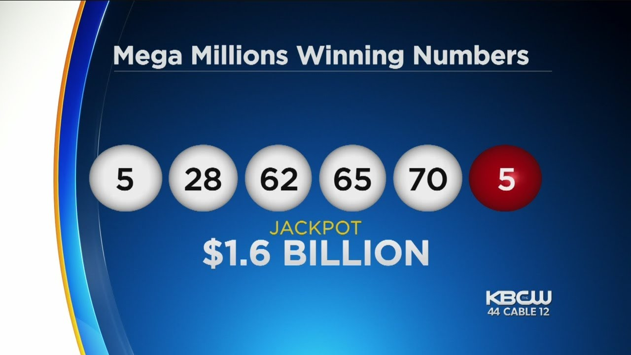 Lucky Mega Millions Ticket Buyer Matches 5 Of 6 Numbers In San Francisco