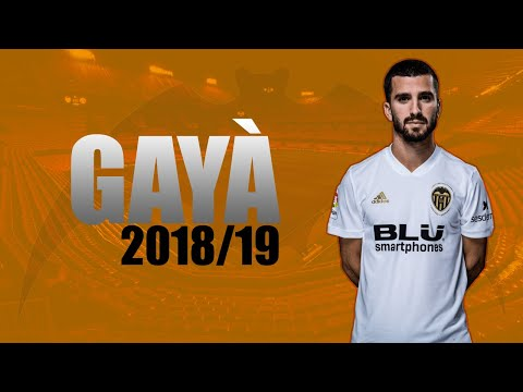 José Gayà - 2018/19 -  Skills & Tackles