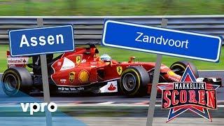 Formule 1: Zandvoort vs. Assen - Makkelijk Scoren - Afl. 5