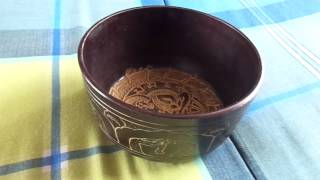 Cuenco Tibetano 15.3 cm Nota FA#