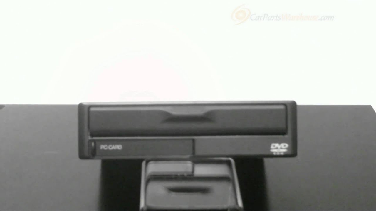 navigation acura tl trunk module youtube