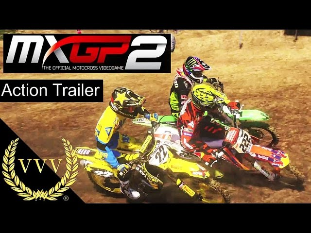 MXGP 2 Action Trailer