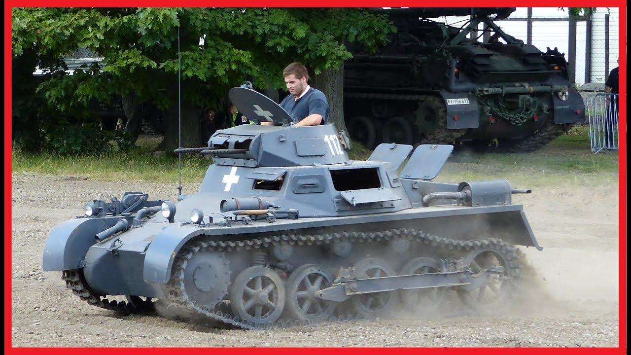 stahl auf der heide 2017 panzer i panzer iv deutsches panzermuseum munster youtube. Black Bedroom Furniture Sets. Home Design Ideas