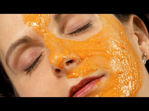 TURMERIC AND TOMATO face Pack || SKIN CARE - NATURAL AND HOMEMADE FACE PACK - పసుపు మరియు టమోటా