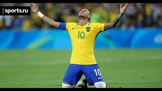 Brazil vs  Costa Rica 0-2 - First goal & cool highlight 22/06/2018 HD World Cup - From stands)