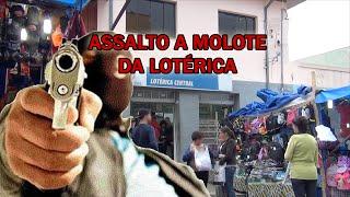 Assalto a Malote da Lotérica de Ipuiuna