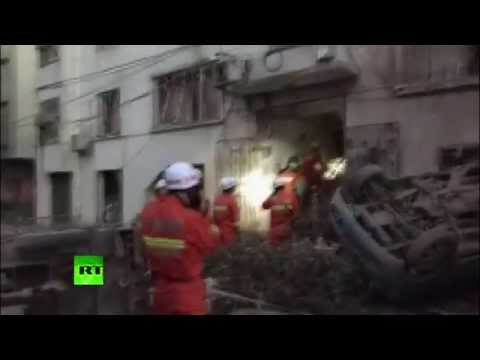 Fresh explosion in Liucheng, China, day after series of deadly blasts
