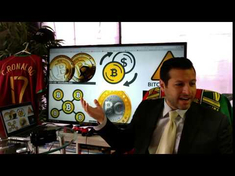 Bitcoin - What is a Bitcoin? How to Buy Bitcoin - Rich TV Live #72
