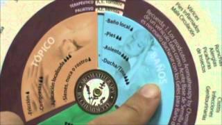 GUIA INTERACTIVA DE AROMATERAPIA CHEMISETTE