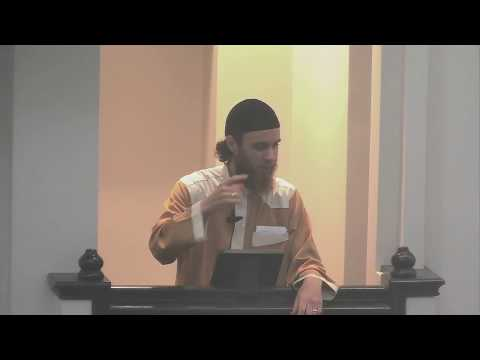Michael Wolfender Khutbah The Quraa'n