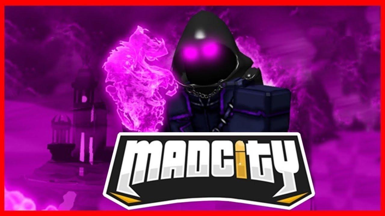 Mad City Villain