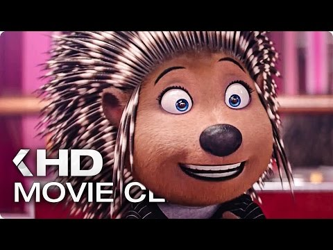 SING Movie NEW Clip & Trailer (2016)