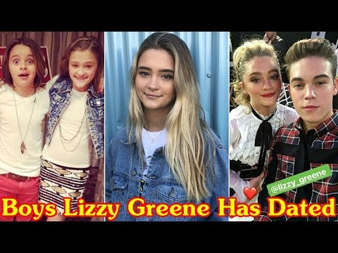 Boys Lizzy Greene Has Dated 2019