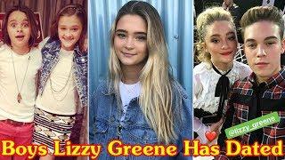 Boys Lizzy Greene Has Dated 2019