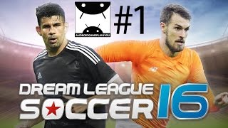 Dream League Soccer 2016 Android GamePlay #1