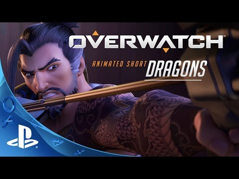 Overwatch -  Dragons Animated Short | PS4
