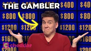 How James Holzhauer Broke Jeopardy - Cheddar Explains