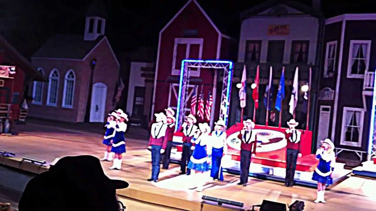 2018 Medora Musical Auditions Begin Saturday – NOTES FROM THE TRAIL
