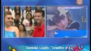 Daniela Luján: Joselito me Gusta, es mi Brad Pitt Peruano [Lima Limón 26/10/2011]