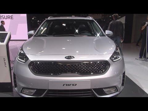 Kia Niro Hybrid . GDi  hp ISG DCT () Exterior and Interior