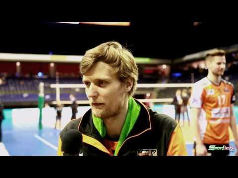 BR Volleys Saison 2016/17   Interview mit Robert Kromm