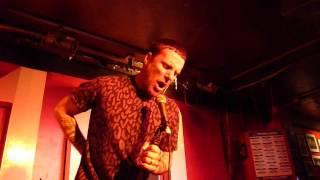 Sleaford Mods 01 Army Nights (100 Club London 11/11/2016)