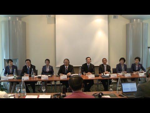 Beijing Ready for 2022 Winter Olympics Biding Presentation