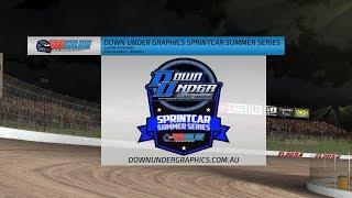 Down Under Graphics Sprintcar Summer Series - Round 2