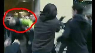 EIC: Repressió policial en acte contra la violència de gènere. Tarragona