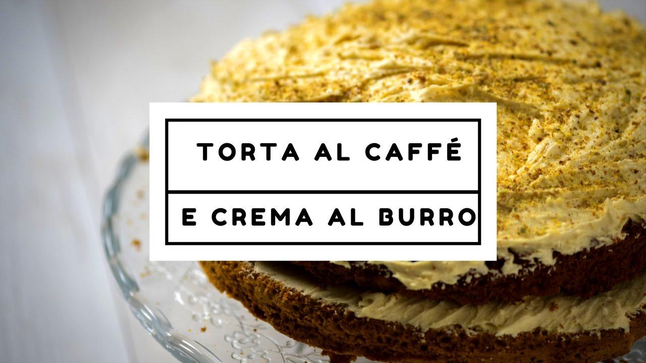 Torta Al Caffé Semplice E Veloce Ricetta Torta Al Caffè E Crema Di