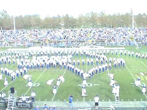SDSU - The Pride of the Dakotas Halftime on 2009 09 19