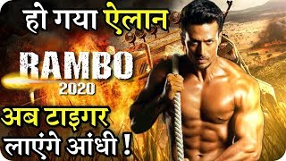 Siddharth Anand Tells When Tiger Shroff Action Film Rambo will be ...