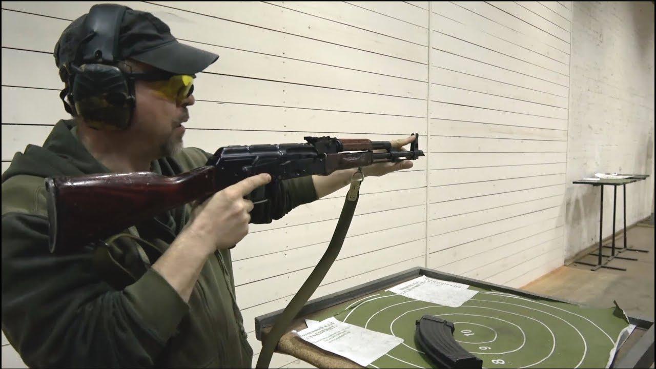 стрелковый клуб в москве из боевого оружия