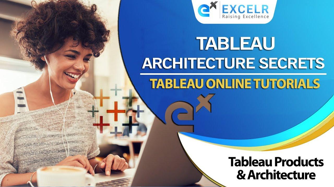 Tableau Architecture Part 2 YouTube – Tableau Architecture