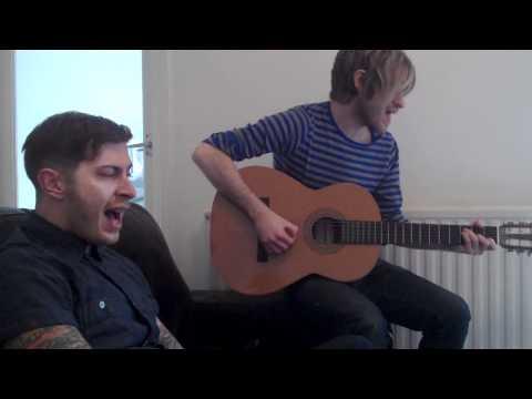 "Delays - ""In Brilliant Sunshine"" (acoustic rehearsal)"