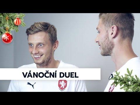 Vánoční duel: Ladislav Krejčí vs. Jakub Brabec