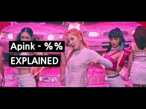Apink - %%(Eung Eung) Explained by a Korean