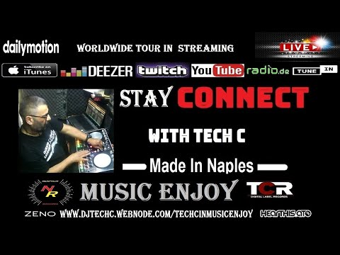 Stay Connect Present : Tech C In Music Enjoy (world tour in  live streaming)