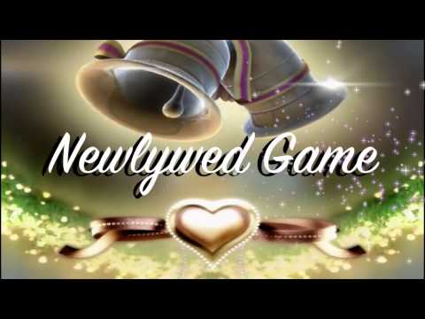 The Newly Wed Game intro