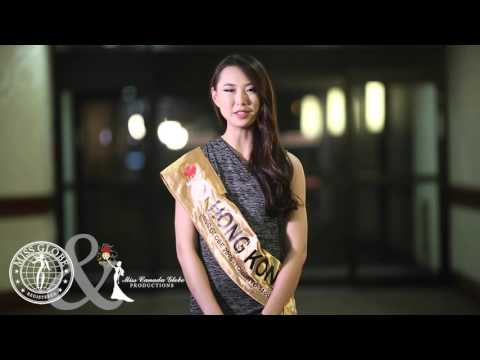 Miss Globe 2015 - Hong Kong