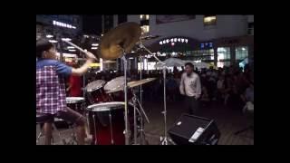 Hoobastank - Out of control  drum cover 렛츠드럼 부천클럽 정민혁(15)
