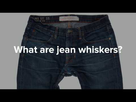 Jeans Whiskers By Denim Designer Maurice Malone