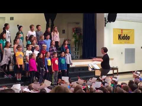 Edna Maguire Elementary School Concert