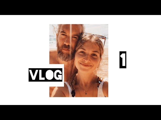 Wir sind an den Strand in Spanien gezogen!I Weekly Vlog