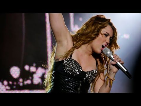 Miley Cyrus - Smells Like Teen Spirit (Nirvana Cover) [Live at Gypsy Heart Tour]